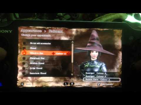 Review เกม Soul Sacrifice Delta (PS Vita)