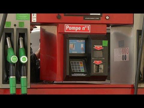 comment prendre de l essence avec une carte bancaire Carburant : attention au débit sur le compte   YouTube