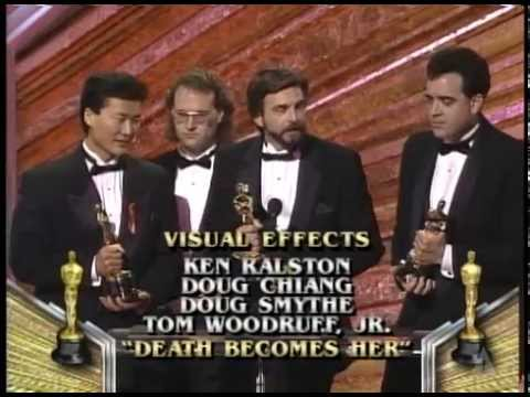 Death Becomes Her Wins Visual Effects: 1993 Oscars