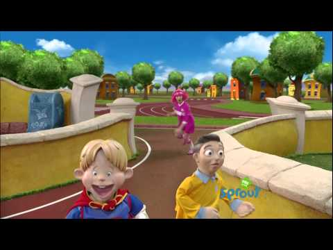 LazyTown S03E12 The Lazy Cup 1080i HDTV