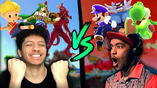 Mr. E AND DARK WIZZY HAVE A SUBSCRIBER CREW BATTLE?! The Highlights!