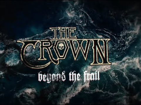 """The Crown release lyric video for """"Beyond The Frail"""" off new album Royal Destroyer"""