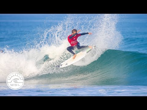 2018 Junior Pro Biscarrosse: Clean Surf and Exciting Surfing on Day 3