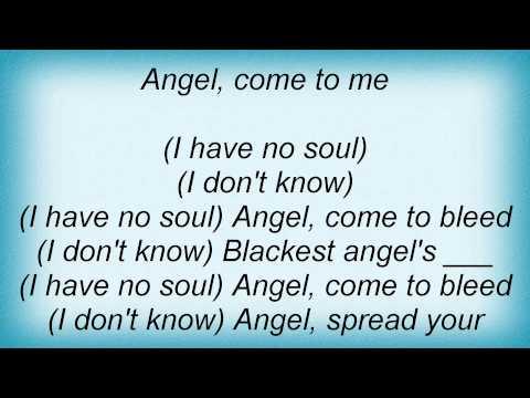 Danzig - Bleedangel Lyrics