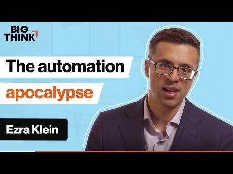Automation apocalypse: Too many robots? More like not enough. | Ezra Klein | Big Think