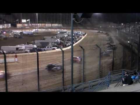 IMCA Modified Main Event - Perris Auto Speedway - 8/20/16