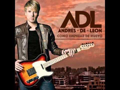 ANDRES DE LEON - te quiero tanto