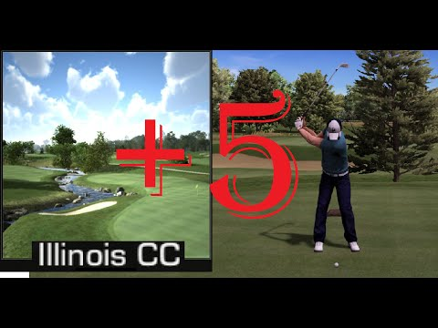 Perfect Golf | +5 at Illinois