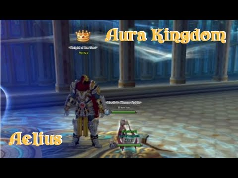 Aura Kingdom Temple of the Eidolons: Aelius Battle
