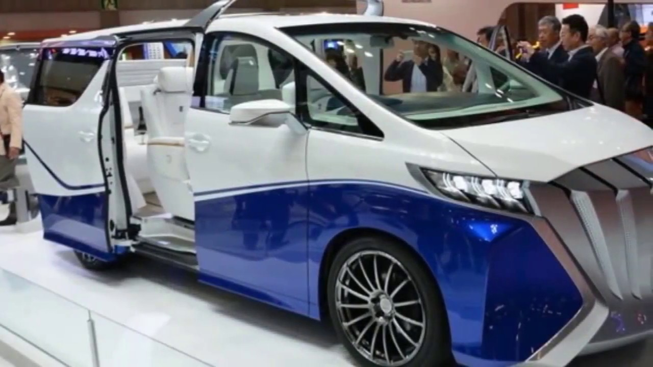 Toyota Alphard Hercule 2020 Special Edition - YouTube