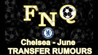 FNQ - Football News Quickly - Chelsea Transfer Rumours - June 2016