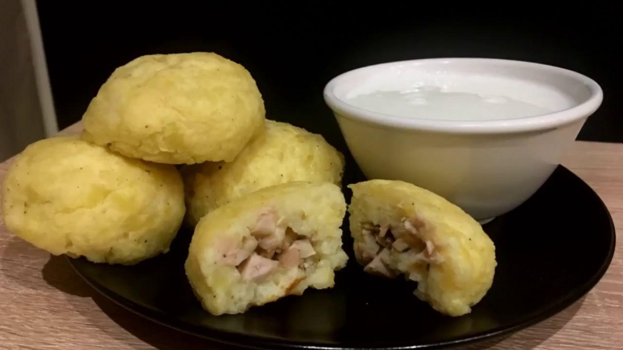 Картофельные сугробы / Очень вкусная и простая закуска / Блюдо из картошки