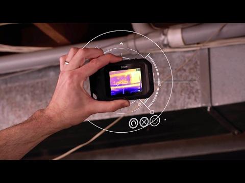 Introducing the FLIR C3 Compact Thermal Imaging Camera