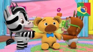 O Meu Ursinho | Canções Préescolares | Para Crianças | Música para bebés