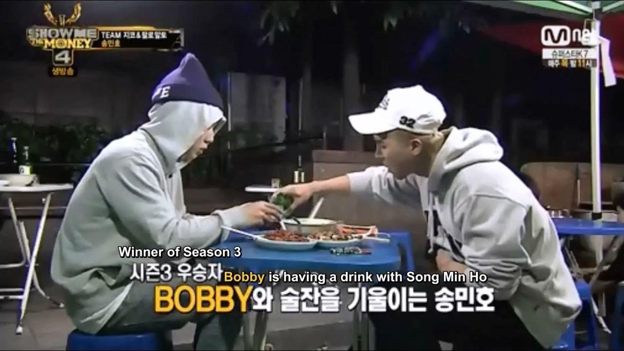 Download [ENG] SMTM4 EP10 - Mino meets Bobby cut