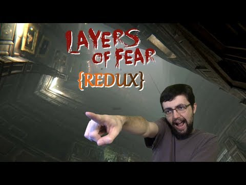 Past What Was Once Pre Alpha... - Layers of Fear [REVISITED] Part 5