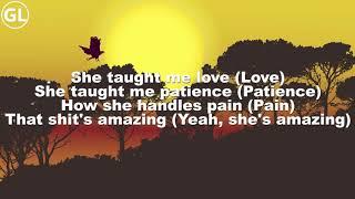 Ariana Grande - thank u, next (Lyrics) -GL-