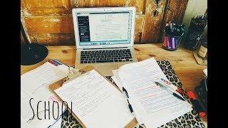 2#StudyVlog ЖИЗНЬ 10-КЛАССНИКА\ЕГЭ\Канцелярия\Как учиться на 5\Домашний Влог