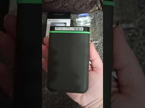 "Жесткий диск Transcend StoreJet 25M3S 1TB TS1TSJ25M3S 2.5"" USB 3.1 Gen 1 External Iron Gray"