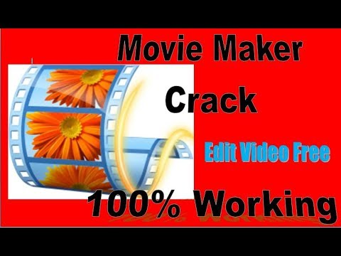 How to crack movie maker without serial number 100% working 2017 HD