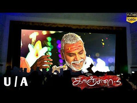 Kanchana 3 Full Movie - Run Time U/A   Raghava Lawrence   Sun Pictures   Kanchana 3   Latest Tamil