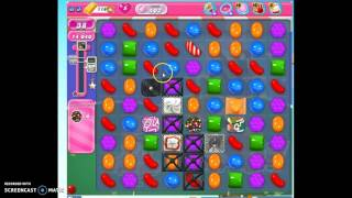 Candy Crush Level 402 w/audio tips, hints, tricks