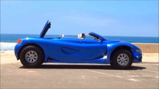 Youabian Puma Automobiles Convertible Top By The Ocean