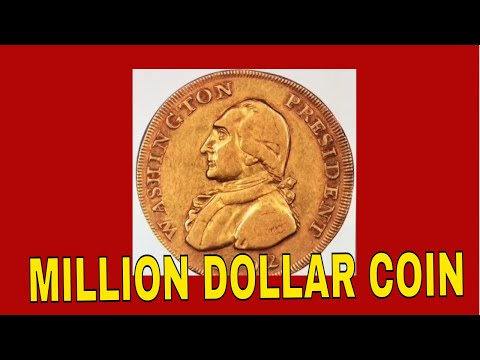 1.74 MILLION FOR GEORGE WASHINGTON'S  POCKET COIN! COINS WORTH MILLIONS!