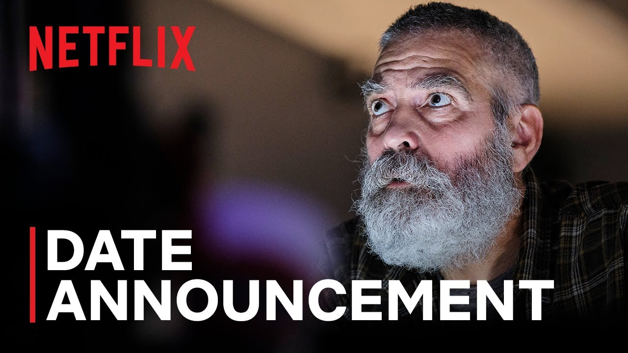 THE MIDNIGHT SKY starring George Clooney | Date Announcement | Netflix 14