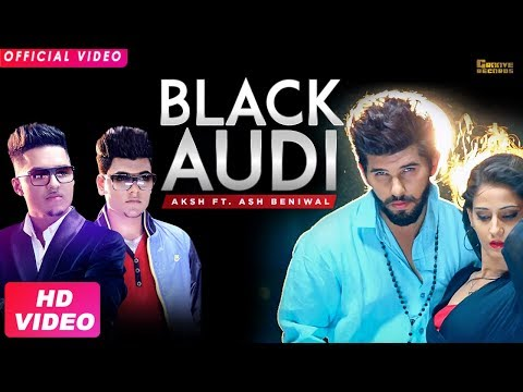 Black Audi : Mr. Vgrooves Feat. Aksh & Ash Beniwal | Latest Hit Song 2018 | Groove Records