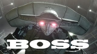 Binary Domain - BOSS!!!