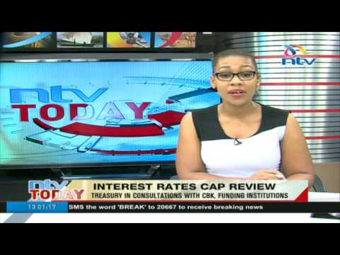 Interest rates cap review: Treasury in consultations with CBK, funding