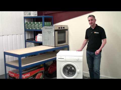 washing machine door wont unlock