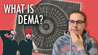 EVERYTHING YOU NEED TO KNOW ABOUT DEMA (questions & new theories) - twenty one pilot's new album
