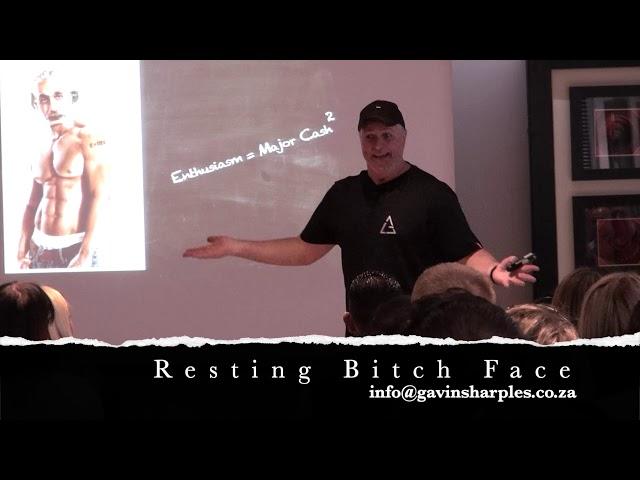 Attitude : Resting Bitch Face