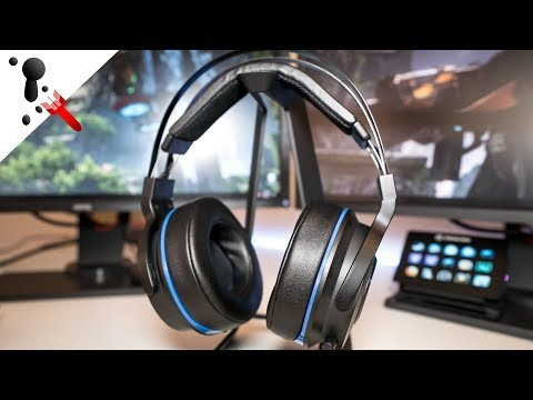 Razer Thresher Ultimate 7.1 Wireless Headset Review (PS4 & PC)