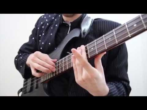 "GRANT STINNETT - SOLO BASS - ""RUN OF THE ANGELS"" | BassTheWorld.com"