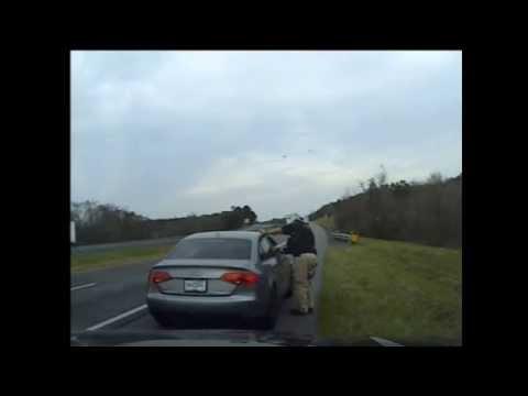 Madison Co. Arrest Surveillance Video 2015