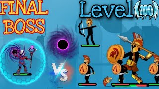 The Archers 2: Camṗaign Level 100   Wizard Destroyed the Final Boss