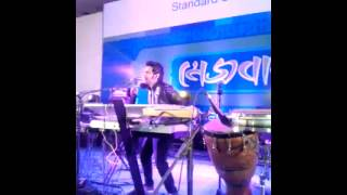 Tomake Chere Ami | Habib Wahid in Live concert | Recording by mobile