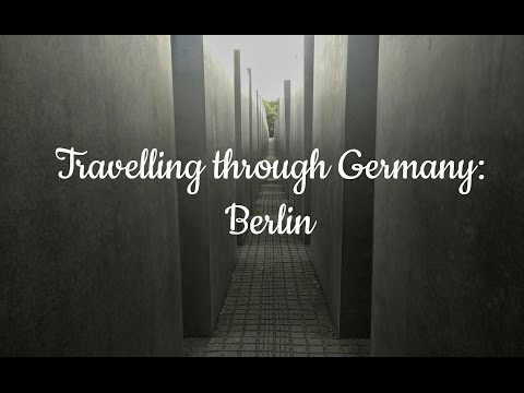 Travelling through Germany: Berlin | XiaoMi Yi