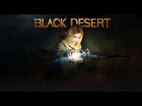 Black Desert - обзор аниме игры
