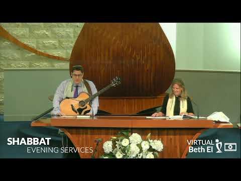 Shabbat Evening Services: Celebrate Love! | July 23, 2021