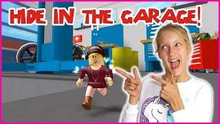 hiding-in-the-garage