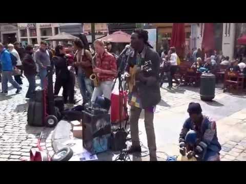 Brussel Street Music 20150501