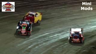 Cedar Lake Speedway Mini Mod Highlights