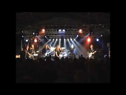 NARNIA & ROB ROCK (IMPELLITTERI) - EAGLE - LIVE AT METAL FEST