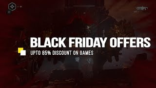 Xbox Black Friday Game Deals | Upto to 85% OFF on 500+ Games / Видео