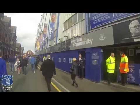 Everton Italia On Tour 2014 Part II - 18/10/2014