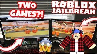 COME GIOCARE A ROBLOX GAMES AT ONCE! (NON CLICKBAIT)